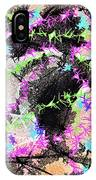 Mighty Mouse - Abstract IPhone Case