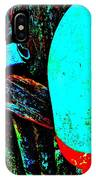 Mike's Art Fence 126 IPhone Case