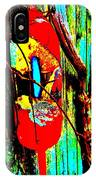 Mike's Art Fence 128 IPhone Case
