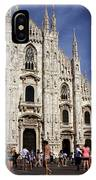 Milan Cathedral IPhone X Case