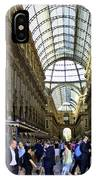 Milan Shopping Mall IPhone X Case
