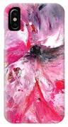 Milkwood Pinwheel Abstract IPhone Case