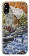 Mill Scene 03 IPhone Case