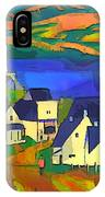 Mill Town, Quebec IPhone Case