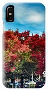 Mill Valley Autumn IPhone Case