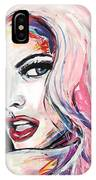 Million Dollar Babe IPhone Case