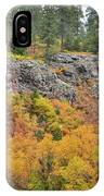 Million Dollar Highway Fall Color IPhone Case