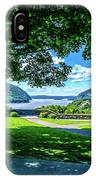 Million Dollar View From West Point Military Academy IPhone Case