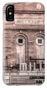 Millwald IPhone Case