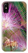 Mimosa's First Blooms IPhone Case