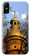 Minaret Through Oak IPhone Case