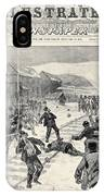 Miner Strike, 1888 IPhone Case