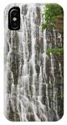 Mingo Falls Closeup IPhone Case