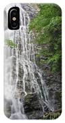 Mingo Falls In The Spring IPhone Case