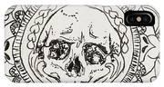 Skull Mandala IPhone Case