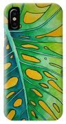 Mini Tropicals 2 IPhone Case