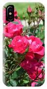 Miniature Roses IPhone Case