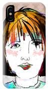 Minimal Makeup IPhone Case