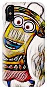 Minion 3 IPhone Case