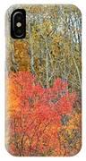 Minnesota Autumn 55 IPhone Case