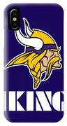 Minnesota Vikings IPhone Case