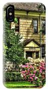 Minthorn Hall IPhone Case
