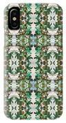 Mirror Image Of Acorns On An Oak Tree IPhone Case