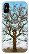 Mirror Tree IPhone Case