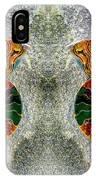 Mirrored Ammomite - 8305 IPhone Case