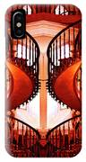 Mirrored Stairs IPhone Case