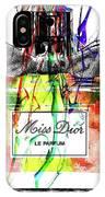 Miss Dior Grunge IPhone Case