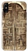Mission Espada Door - 4 IPhone Case