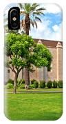 Mission San Gabriel Arcangel, San Gabriel, California IPhone Case