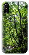 Missisquoi River In Vermont - 1 IPhone Case