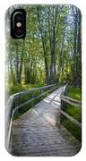 Mississippi Riverwalk Trail - Carleton Place, Ontario IPhone Case