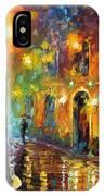 Misty City IPhone Case