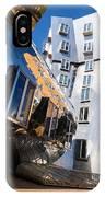 Mit Stata Center Cambridge Ma Kendall Square M.i.t. Reflection IPhone Case
