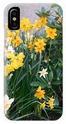 Mixed Daffodils IPhone Case