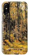 Mixed Forest IPhone Case
