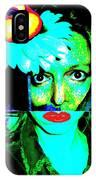 Mixed Up Girl IPhone Case