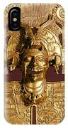 Mixtec: God Of The Dead IPhone Case