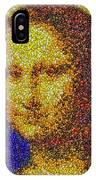 Mm Candies Mona Lisa IPhone Case
