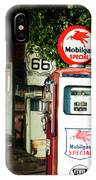 Mobilgas Special IPhone Case