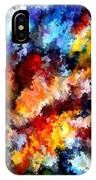 Modern Composition 06 IPhone Case