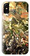 Modern Composition 28 IPhone Case