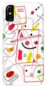 Modern Drawing Fifty-six IPhone Case
