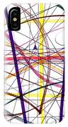 Modern Drawing Twelve IPhone Case