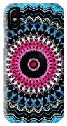 Modern Mandala Art 27 IPhone Case