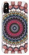 Modern Mandala Art 28 IPhone Case