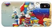 Modern Portrait Of Modern Europe - 3d IPhone Case